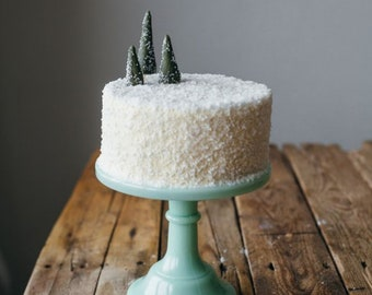 Snowcake, Lush Type