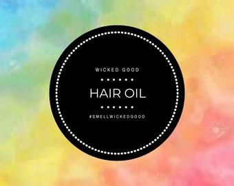 Hair Oil • Oil Treatment For Hair • Deep Conditioning Oil For Hair •  Best Hair Oil 2020 • Self Care Hair Treatment • 375 Scents