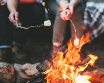 Woodsmoke, Perfume, Outdoor Explorer, Fragrance Oil, Camping, Fire Wood Smoke, Balsam, Fir Needle, Clove, Smokey Scent, Fall Summer Aroma