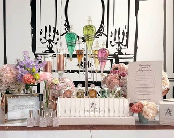 Perfume Bar • For Bar & Bat Mitzvah