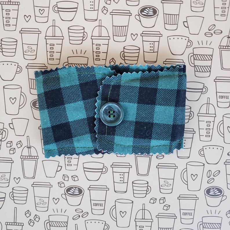 Coffee Sleeve Reusable Coffee Cozie Coffee Cozy Coffee image 0