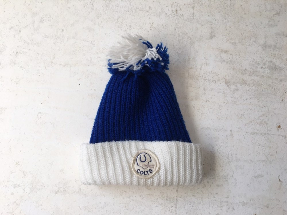 22e420b9a5d Vintage 70 s Colts Football Baltimore Indianapolis Winter