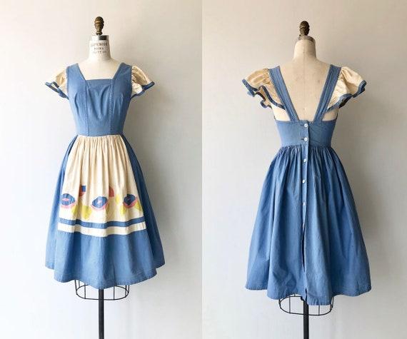 Sandeze 1940s Summer Dress