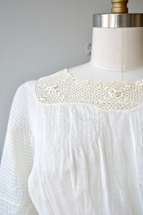 Mirfield Villa dress | 1910s cotton dress | antiq… - image 2