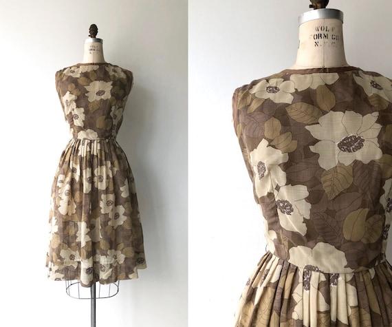 Shady Lane dress | 1960s floral dress | 60s sundre