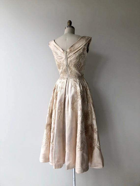 Ceil Chapman dress | 1950s designer dress | 50s p… - image 7