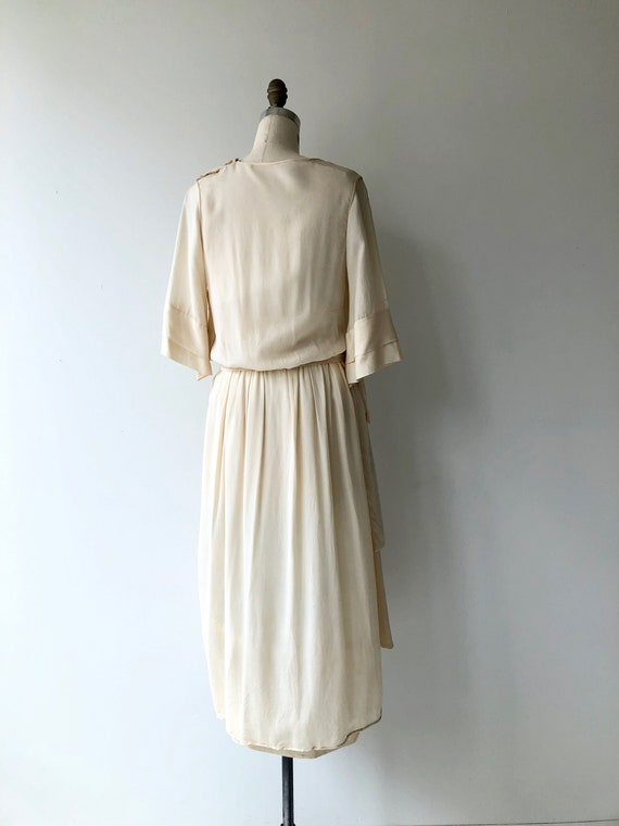 Elaria silk dress | 1920s wedding dress | antique… - image 8