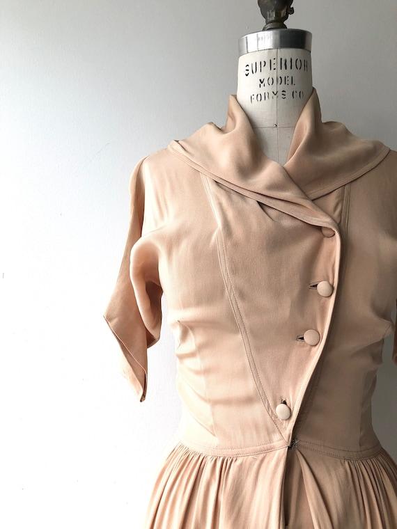 Claire McCardell dress | vintage 1950s dress - image 4