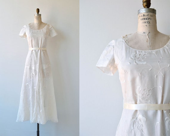 State of Grace wedding gown | vintage 1930s weddin