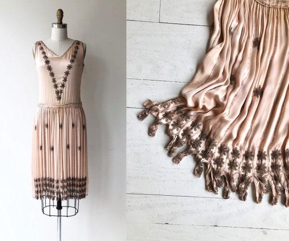 Stars Aligned dress | 1920s flapper dress | beaded