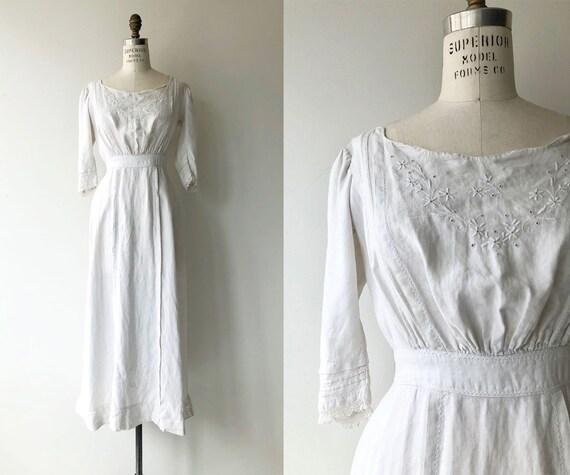 Caldecott Cottage dress | 1910s Edwardian dress |