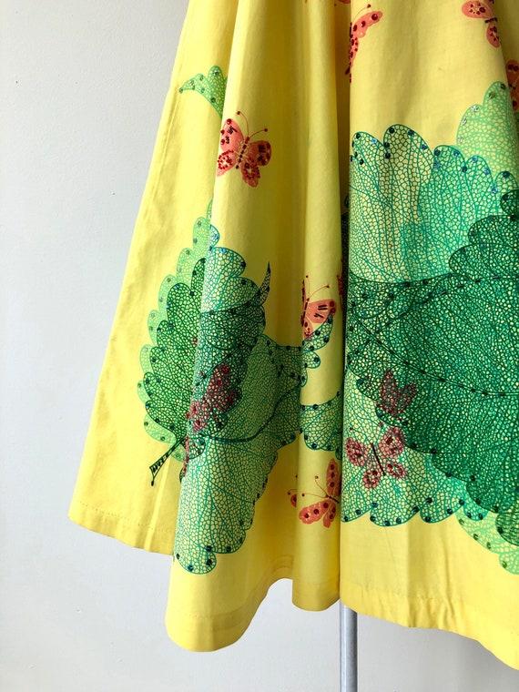 Broadleaf 1950s circle skirt | vintage 50s skirt … - image 3