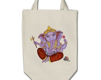 Ganesh Grocery Bag - Cotton Tote