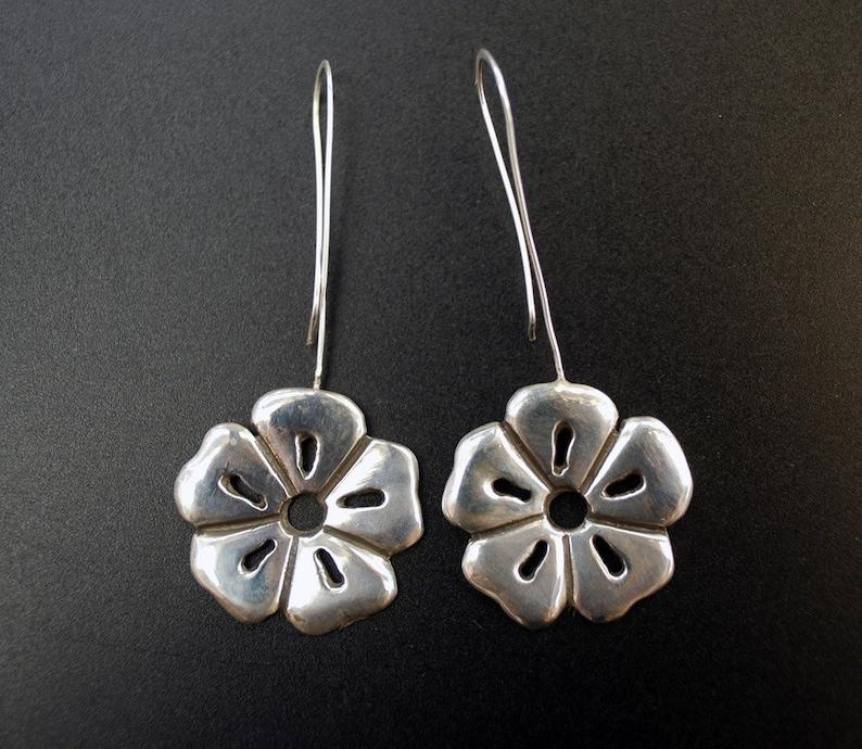 Sakura Dangle Earrings image 0