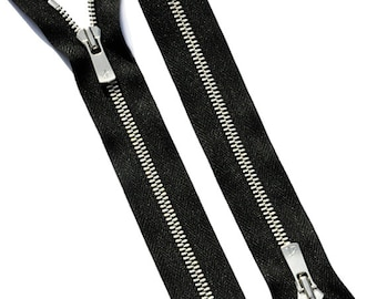 Exposed Zipper Etsy