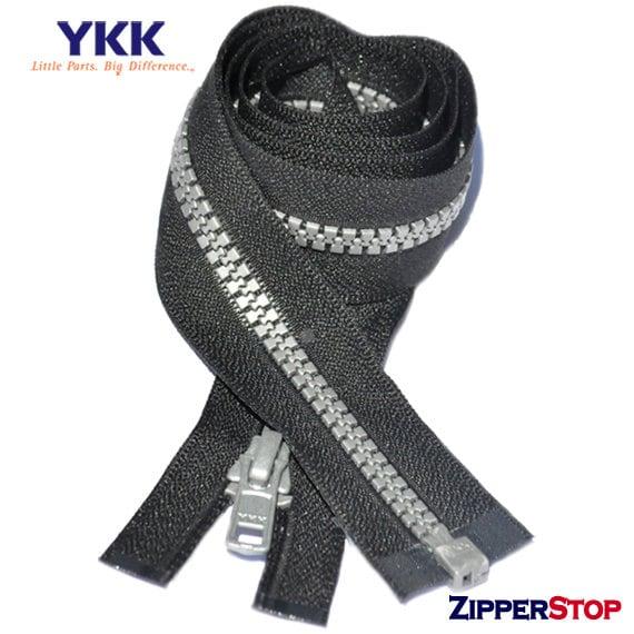 29 inch Black Vislon #5 Separating Ideal Zipper New!