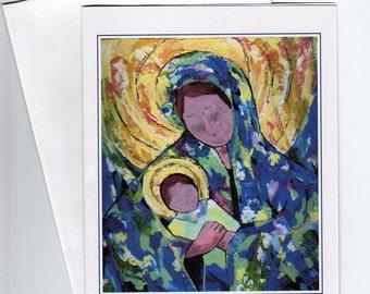 set of six nativity christmas cards - Nativity Christmas Cards
