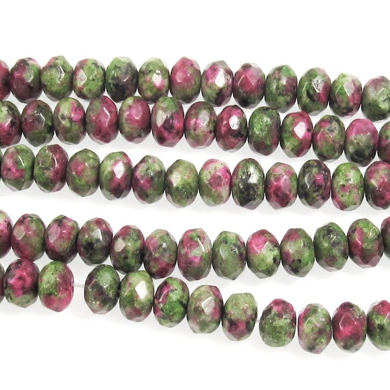70Pcs Tibetan Silver Tiny Spacer Beads 5.5mm Jewelry Making DIY KA5180