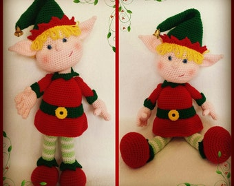 Eli The Elf - PATTERN ONLY