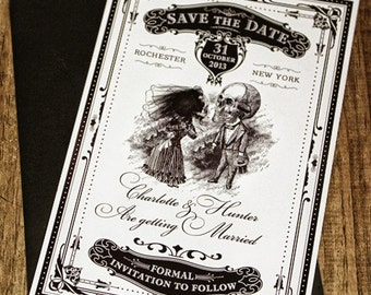 Unusual Wedding Invites