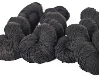 ROCHESTER 463 yards on 'Posh' Sock Yarn/ 4 ply merino, kettle dyed tonal yarn