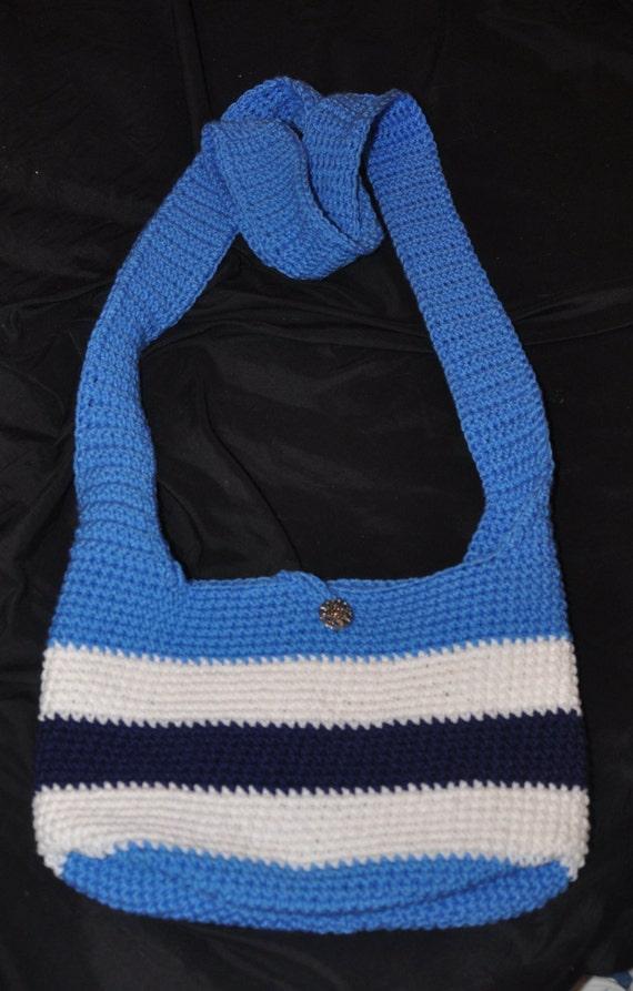 Hobo Bag Crochet Pattern Etsy