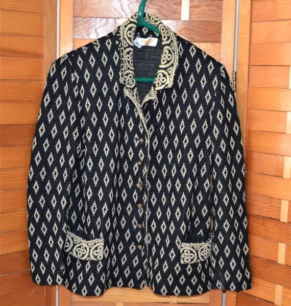 Vintage Sweater Catalina 1960's