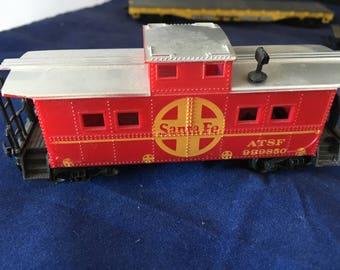 Caboose Santa Fe ATSF 000950 HO train