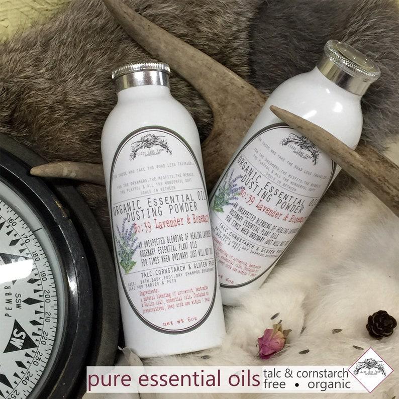 Essentielle Parfum CorpsHuiles Huile TalcPour D'arrow Bio Pures Essentielles Poudre De RootGratuit Fécule Le Naturel uTJFK513lc