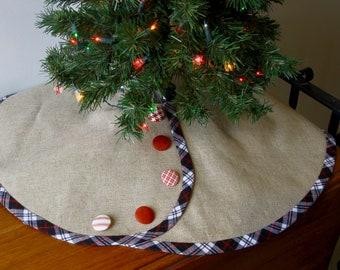 popular items for small tree skirt - Christmas Tree Skirts Etsy