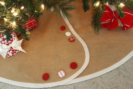 image 0 - Extra Large Christmas Tree Skirt