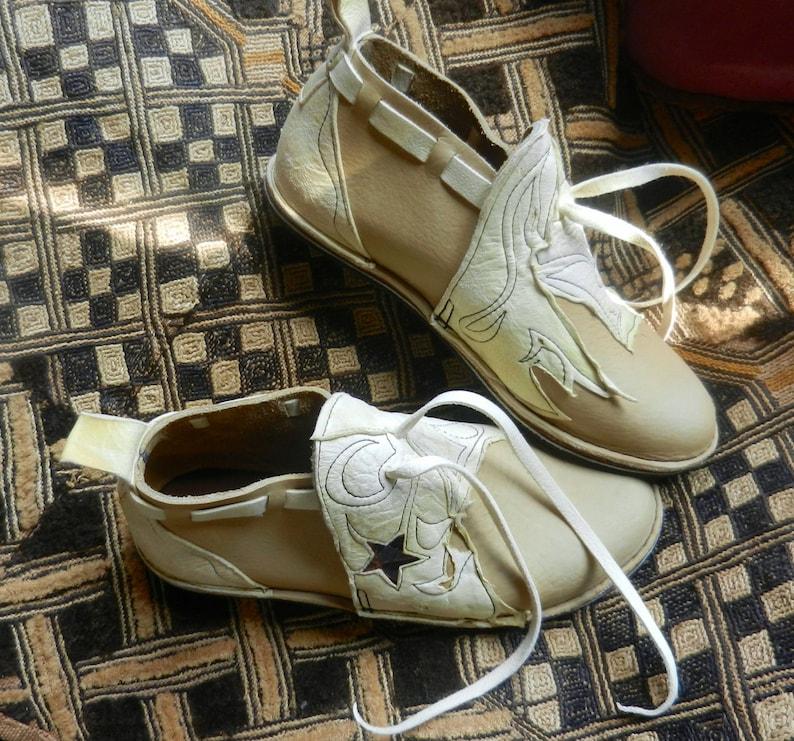 aaff00511ae09 Leather Custom Handmade Shoes - Tan or sand -