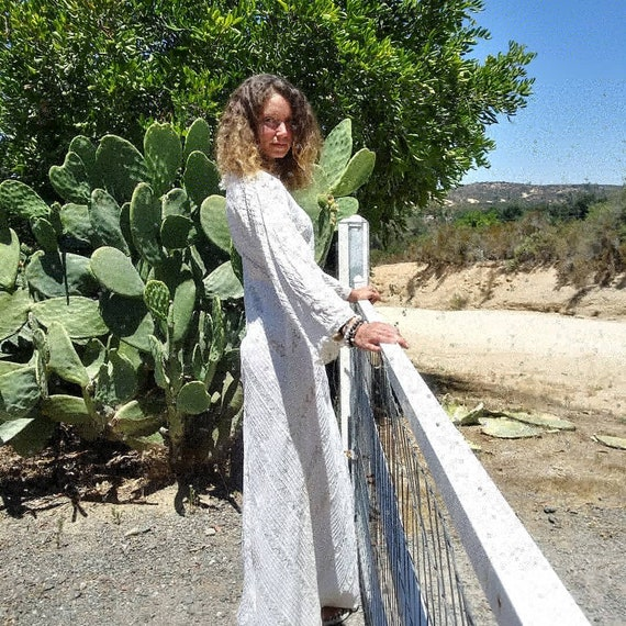 Vintage Deadstock Mexican Dress