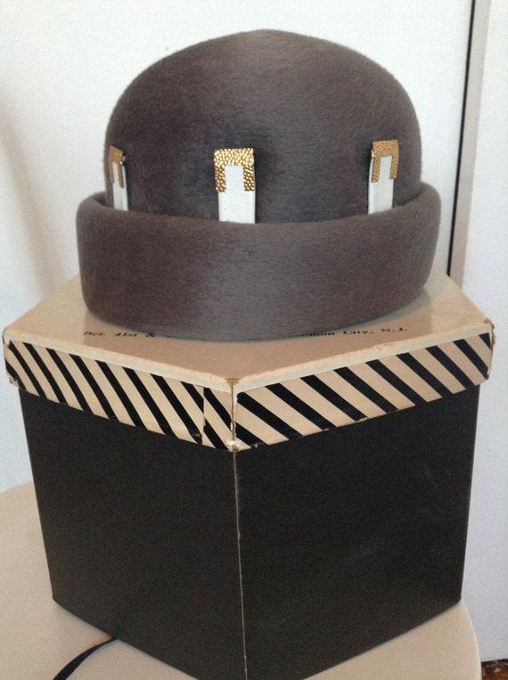 Vintage Christian DIOR Chapeaux Hat