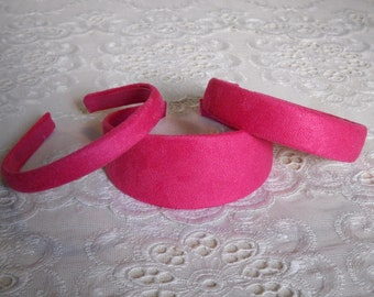 Classic Chic Faux Suede Headband in 3 Sizes and 11 Colors 3d1e2f7d32f