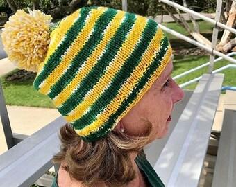 CUSTOM Game Time Hat Yarn and Pattern Kit