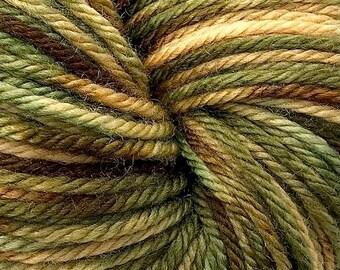 Camouflage Worsted Weight Superwash Yarn