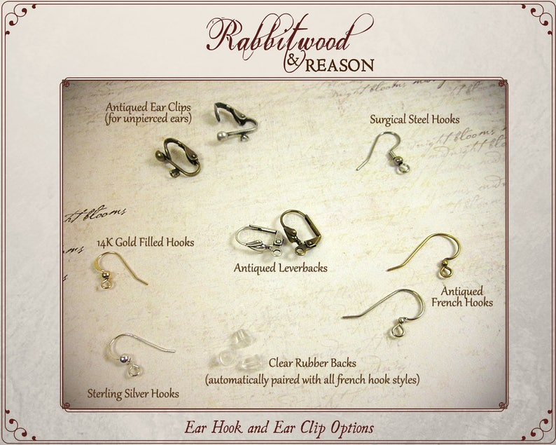 Medieval Renaissance Wedding Sapphire Blue Renaissance Earrings SCA Jewelry E25 Tudor Earrings Antiqued Jewel Earrings MedCol