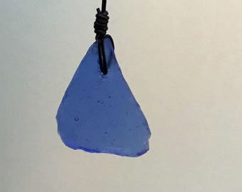 Lake Superior Beach Glass Necklace #312017