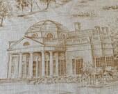 Vintage 1980s Kravet Monticello Fabric, Vintage Kravet Fabric, Vintage Monticello Fabric, Monticello Upholstery Fabric