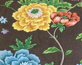 """Vintage 1979 Bailey & Griffin """"Chiswick"""" Fabric Sample, Vintage Bailey and Griffin Fabric, Vintage Chiswick Fabric"""