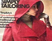 Vintage 1980 Simplicity Simply Tailoring Magazine