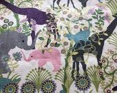 Duralee Fabrics Jungle Boogie in Purple/Pink