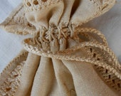 Antique Handbag / Antique Pouch / Bridal Bag / Bridesmaid Bag / Edwardian Handbag /Edwardian Pouch /