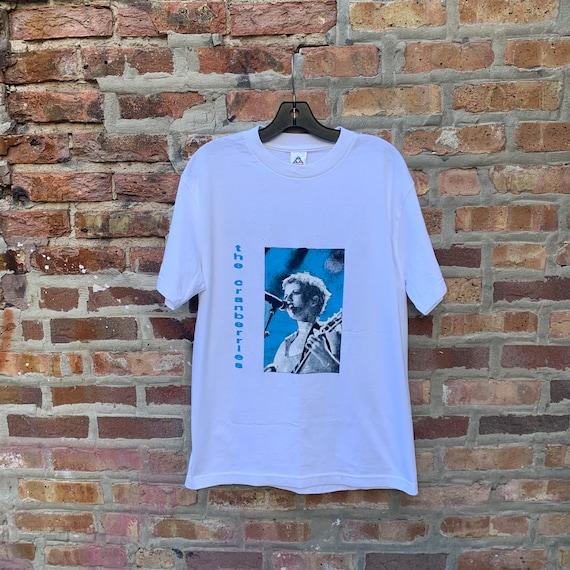 Vintage 90s THE CRANBERRIES Medium Tour T-shirt co