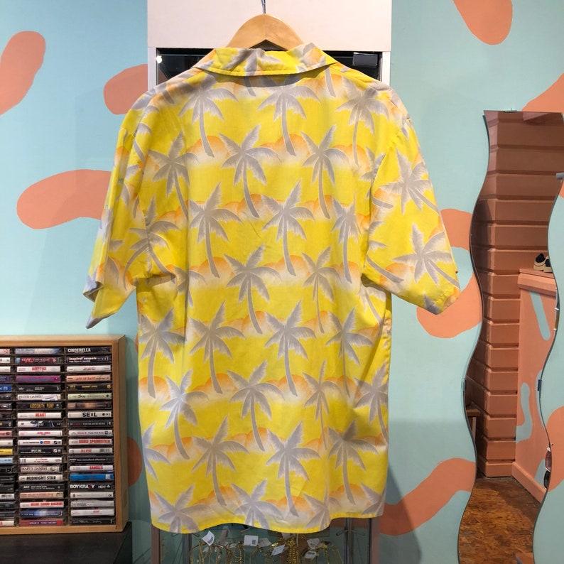 1401a317 Vintage 80s Tropicana Promo Hawaiian Shirt ROMEO JULIET Club | Etsy