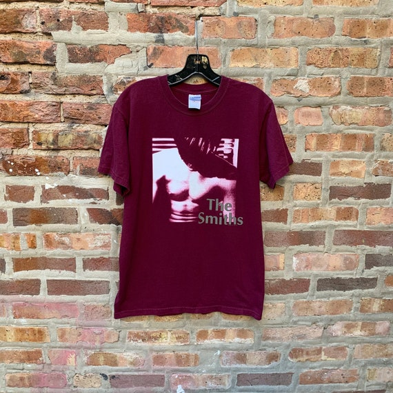 Vintage The Smiths T-Shirt Size Small Morrissey me