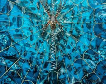 The Guardian 11x14 - Matted Giclée Fine Art Print