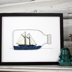 wind snakes and the fruit ship silkscreen