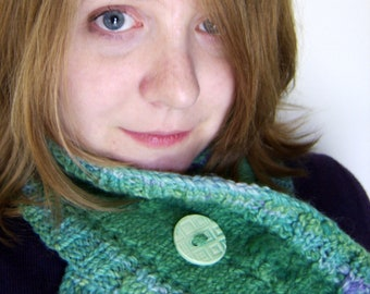 Betty & Veronica Scarf - Free Knitting Pattern - Digital PDF or PRINT